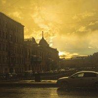 Петербург призрачный, мистический и... реальный. :: Senior Веселков Петр