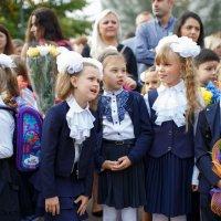 1 Сентября :: Albina Lukyanchenko