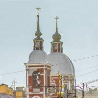 Вид на Пантелеймоновскую церковь :: bajguz igor