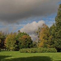 Уж небо осенью дышало... :: Олег Попков