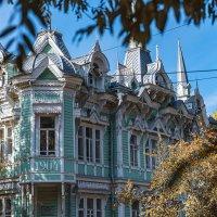 Старый дом :: Сергей Добрыднев