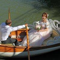 ... лодка семейного счастья... :: barsuk lesnoi