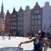 Я в Гданьске :: Galina Belugina