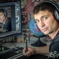Автофотопортрет :: Андрей Тетерин