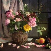 Сентябрьские розы :: Маргарита Епишина