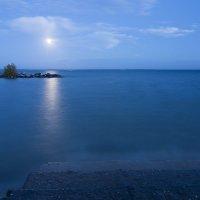 Луна красавица :: Валерий К.