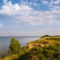 Жигулёвское море. :: Олег Бабурин