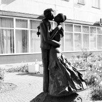 Страстный поцелуй :: Владимир Болдырев