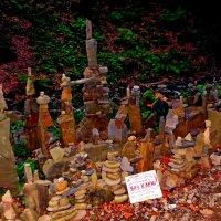 Місто із каміння (водоспад Шипіт) :: Виталий