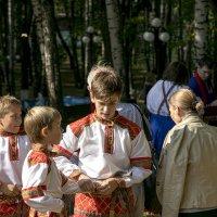 Волнение перед выступлением. :: Анатолий. Chesnavik.