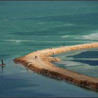 На Мёртвом море. :: Leonid Korenfeld