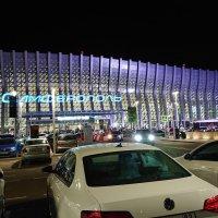 Новый аэропорт в Симферополе :: Serega