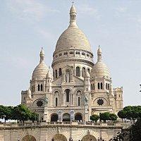 Париж. Собор Сакре - Кёр. ( Церковь Святого Сердца). :: Владимир Драгунский