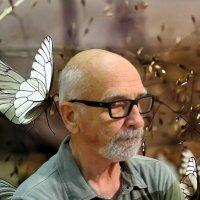 ничего не сделал, просто подошел к фотографии с бабочками.. :: ИРЭН@ .