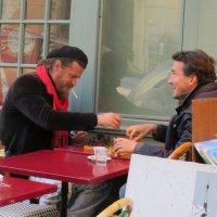 Уличное кафе на Монмартре :: ИРЭН@ .