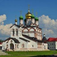 В Варницком монастыре. собор :: Olcen Len