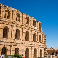 Амфитеатр в Эль-Джеме :: Ruslan