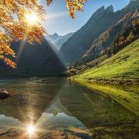 Осень в горах :: Владимир Колесников