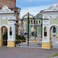 вход в губернаторский дворец  Татарстана :: Александр