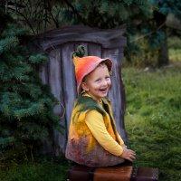 улыбчивый гномик Сёма :: Марина Макарова