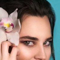 Орхидея :: Юлия MAK