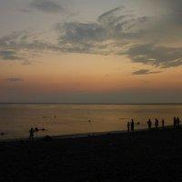 Вечер на море :: Татьяна Лобанова
