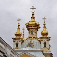 Дворцовая церковь в Петергофе :: Aida10