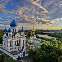 Николо-Перервинский монастырь :: Евгений Голубев