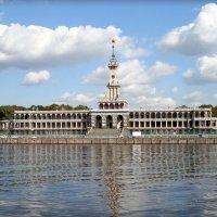 Северный речной вокзал. Москва :: Евгения Х