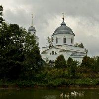Николо-Ильинская церковь, :: Aleksandr Ivanov67 Иванов