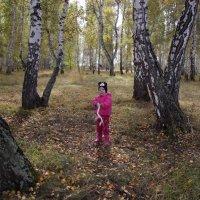 В осеннем лесу...никого не запущу... :: Светлана Рябова-Шатунова