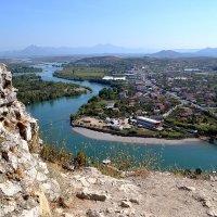 Вид с крепостной стены :: Елена Байдакова