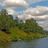 ПО Москве-реке :: Попкова Александра