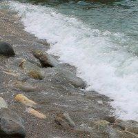 волна ласкала камень грубый... :: ЕВГЕНИЯ