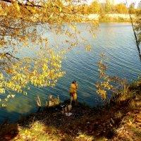 осенняя рыбалка :: Александр Прокудин