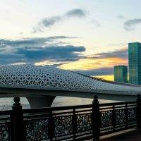 Новый мост в Астане :: astanafoto kazakhstan