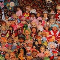 Кукольное царство... :: Tatiana Markova