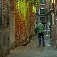 Venezia, Cannaregio. Mattina. :: Игорь Олегович Кравченко