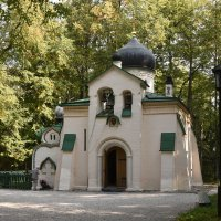Церковь Спаса Нерукотворного... :: Наташа *****