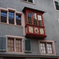 Фасады... Цюрих :: Алёна Савина