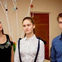 Открытие Зала молодёжного чтения и коммуникаций :: Владислав Левашов