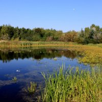 синь озера :: Александр Прокудин