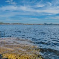 Осень на озере :: Александр Смирнов
