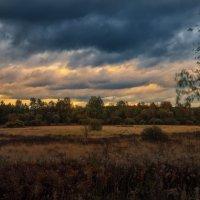 Ветреный закат :: Владимир Колесников