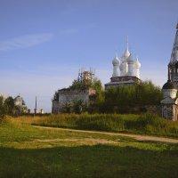 Церковь Всех Святых в Дунилово :: Геннадий ,