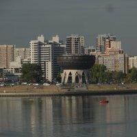 Казань со смотровой площадки Кремля :: марина ковшова