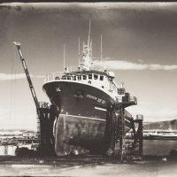 Прогуливаясь по судоверфи...Рейкьявик.Исландия! :: Александр Вивчарик