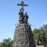 Создателям и защитникам города от благодарных потомков :: Анна Воробьева