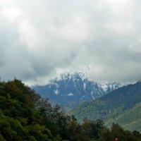 Облако отдыхает! :: ирина