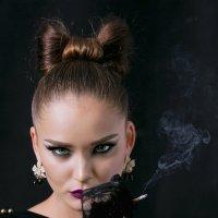 В объятьях дыма :: Андрей Рясненко